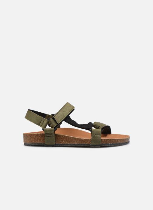 Sandali e scarpe aperte Scholl Greeny Heaven Verde immagine posteriore
