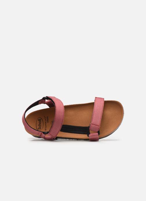 Sandali e scarpe aperte Scholl Greeny Heaven Bordò immagine sinistra