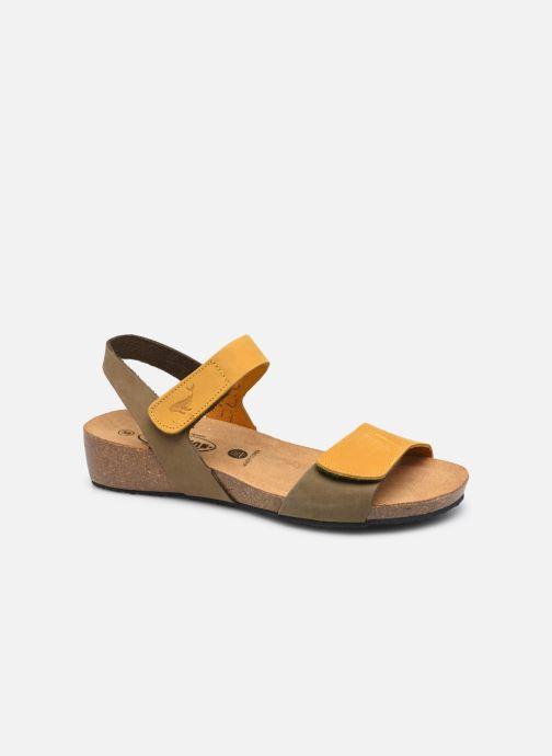 Sandalen Plakton Norita gelb detaillierte ansicht/modell