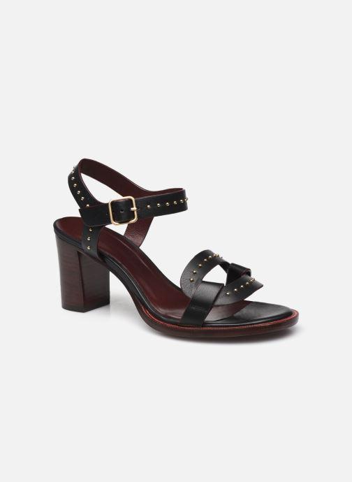 Sandalen Avril Gau Clameur schwarz detaillierte ansicht/modell