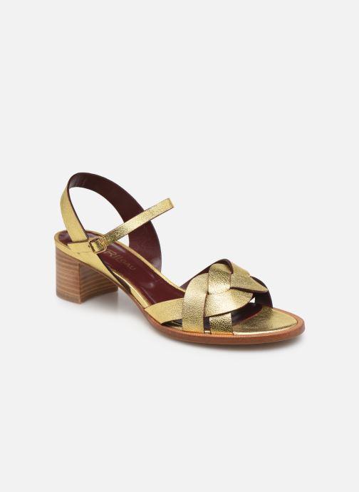 Sandalen Avril Gau Paro gold/bronze detaillierte ansicht/modell