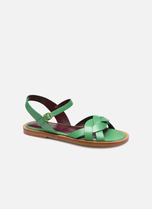 Sandalen Avril Gau Taro grün detaillierte ansicht/modell