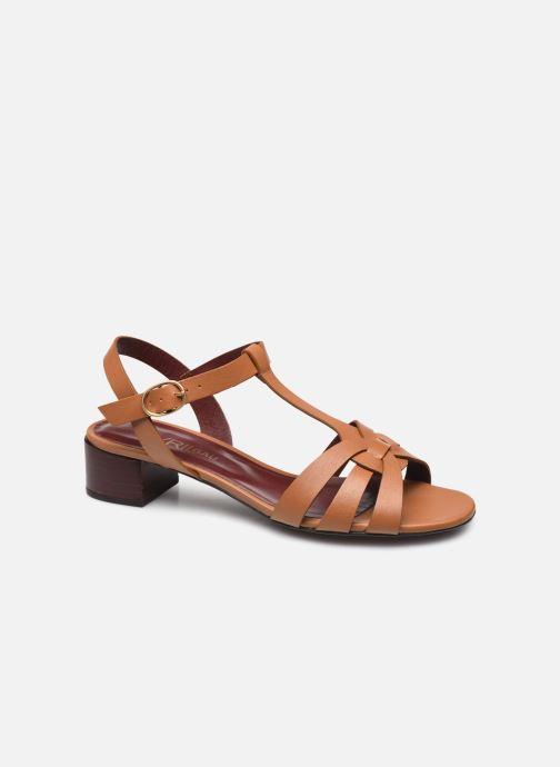 Sandalen Avril Gau Groom braun detaillierte ansicht/modell