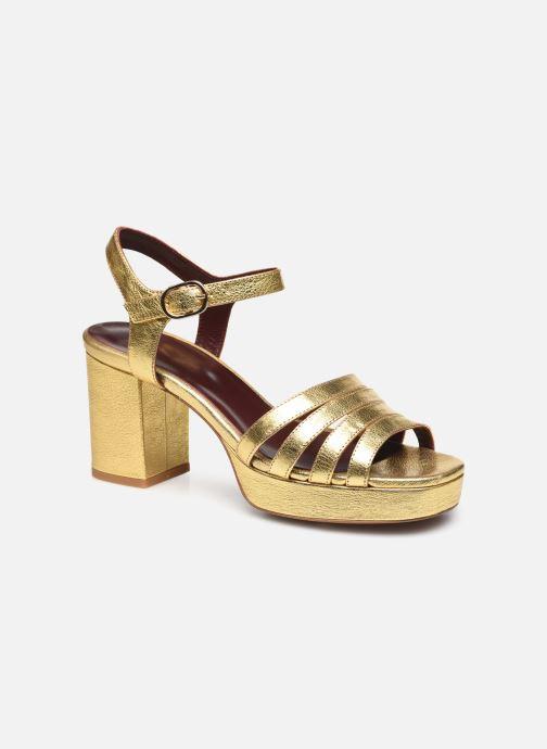 Sandalen Avril Gau Eban gold/bronze detaillierte ansicht/modell