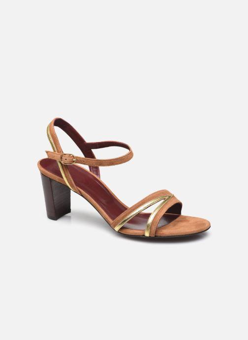 Sandalen Avril Gau Alium braun detaillierte ansicht/modell
