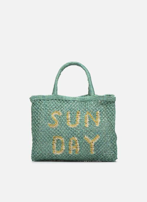 Handtaschen The Jacksons Sunday - Small blau detaillierte ansicht/modell