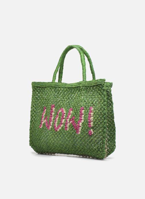 Handtaschen The Jacksons Wow - Small grün schuhe getragen