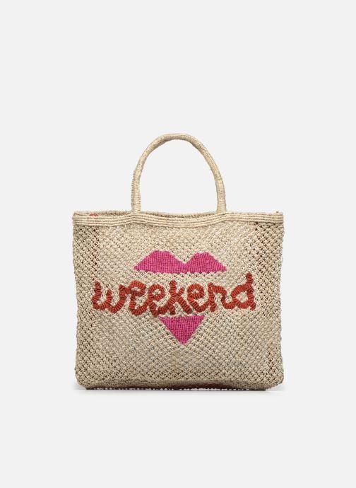 Handtaschen The Jacksons Weekend - Large beige detaillierte ansicht/modell