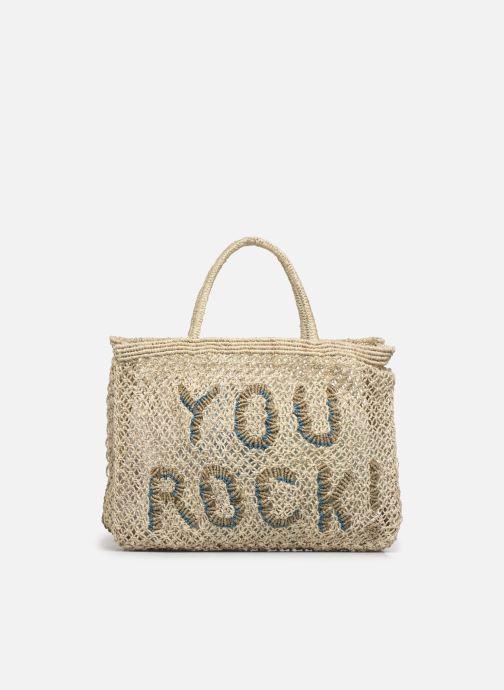 Handtaschen The Jacksons Your Rock - Small beige ansicht von vorne