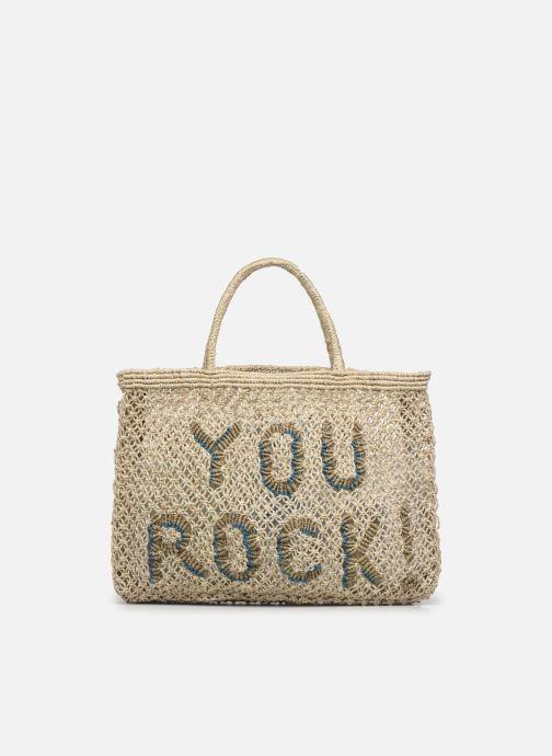 Handtaschen The Jacksons Your Rock - Small beige detaillierte ansicht/modell