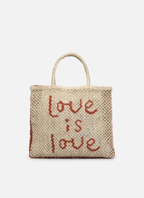 Handtaschen The Jacksons Love is love -Large beige detaillierte ansicht/modell