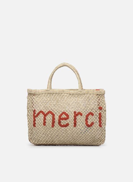Handtaschen The Jacksons Merci - Small beige detaillierte ansicht/modell