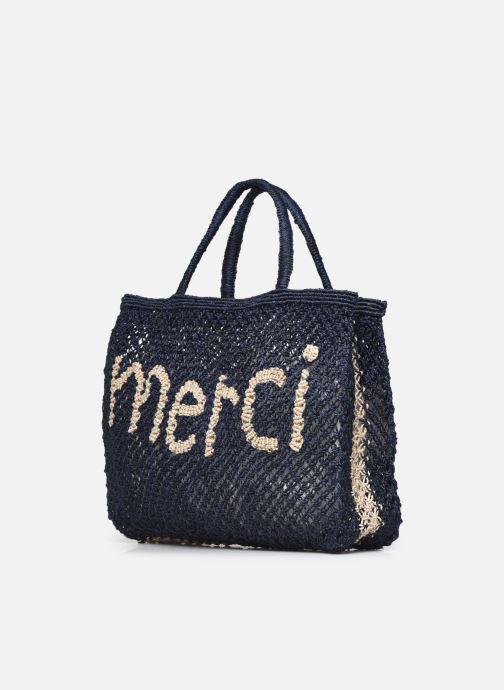 Handtaschen The Jacksons Merci - Small blau schuhe getragen