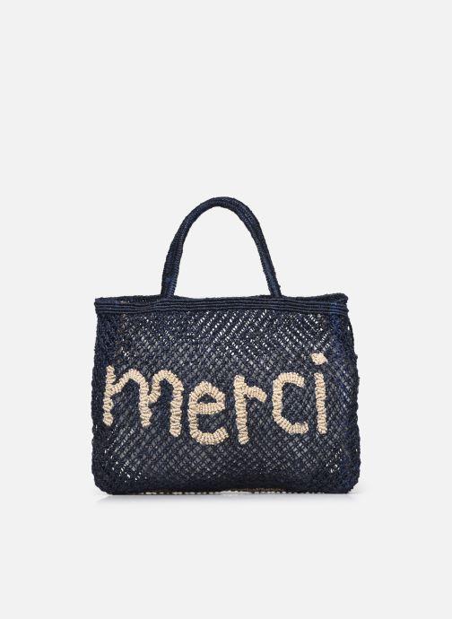 Handtaschen The Jacksons Merci - Small blau detaillierte ansicht/modell