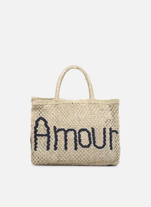 Handtaschen The Jacksons Amour - Small beige ansicht von vorne