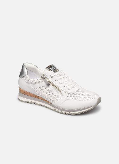 Sneakers Marco Tozzi Solene Wit detail