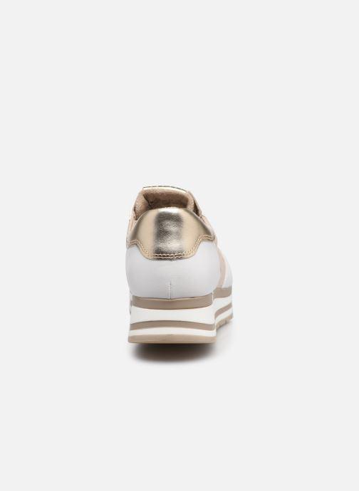 Sneaker Marco Tozzi Lamia gold/bronze ansicht von rechts