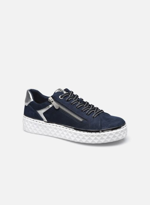 Sneakers Marco Tozzi Fribu Blauw detail