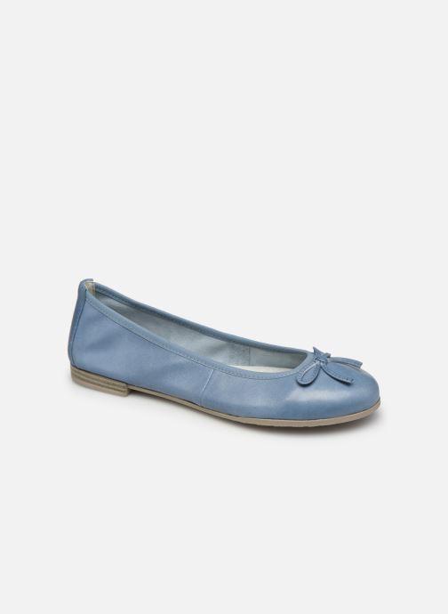 Ballerinas Marco Tozzi Taratu blau detaillierte ansicht/modell