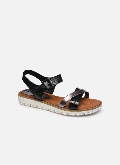 Sandales et nu-pieds Marco Tozzi Agryd Noir vue détail/paire
