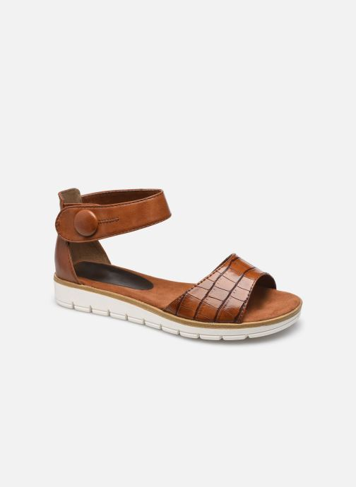 Sandales et nu-pieds Marco Tozzi mikas Marron vue détail/paire