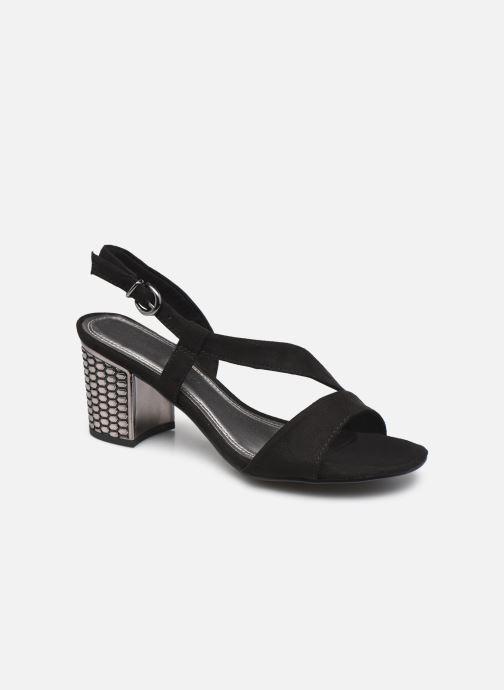 Sandales et nu-pieds Marco Tozzi tebata Noir vue détail/paire