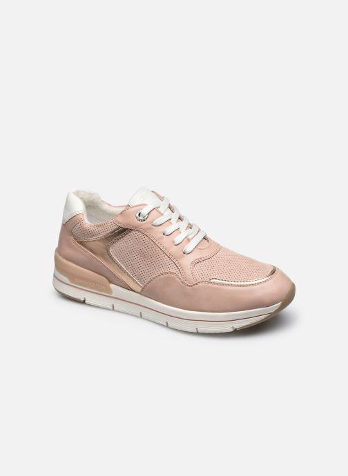 Sneaker Marco Tozzi Fezila rosa detaillierte ansicht/modell