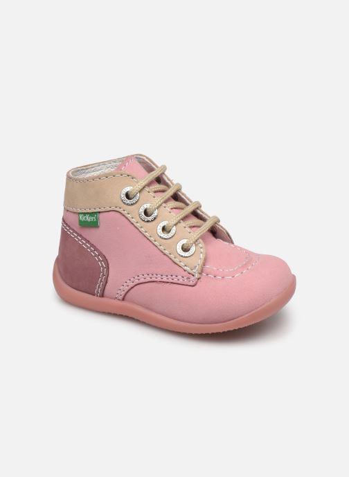 Stiefeletten & Boots Kinder Bonbon-2