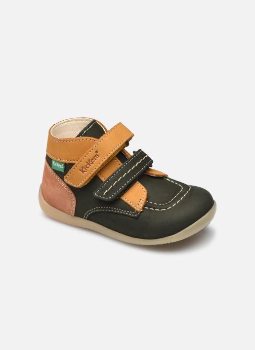 Ankelstøvler Børn Bonkro-2
