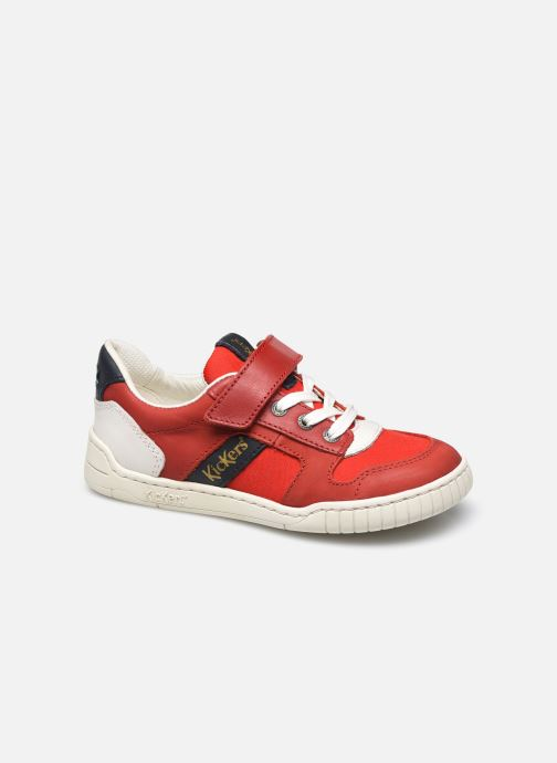 Sneaker Kickers Wintup rot detaillierte ansicht/modell