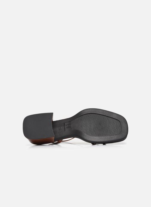 Sandali e scarpe aperte E8 by Miista Rosalyn Marrone immagine dall'alto