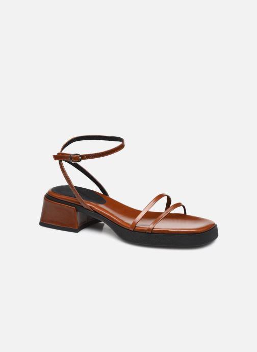 Sandali e scarpe aperte E8 by Miista Rosalyn Marrone vedi dettaglio/paio