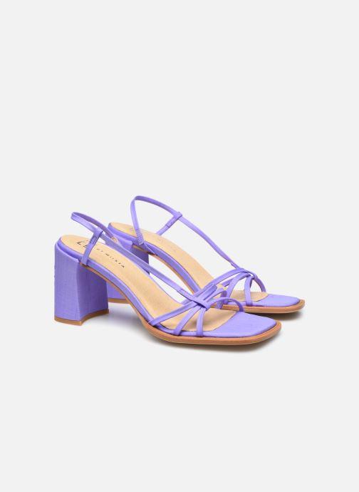 Sandali e scarpe aperte E8 by Miista Lori Viola immagine 3/4