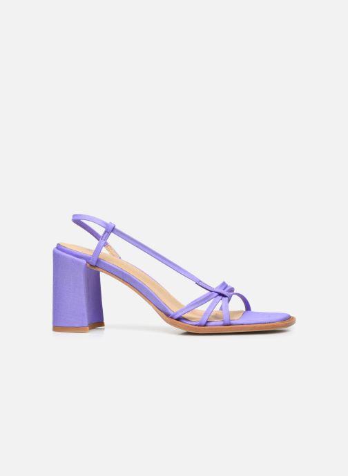 Sandali e scarpe aperte E8 by Miista Lori Viola immagine posteriore