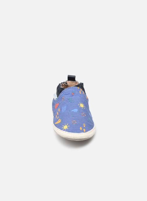 Pantoffels Robeez Sunny Camp Blauw model
