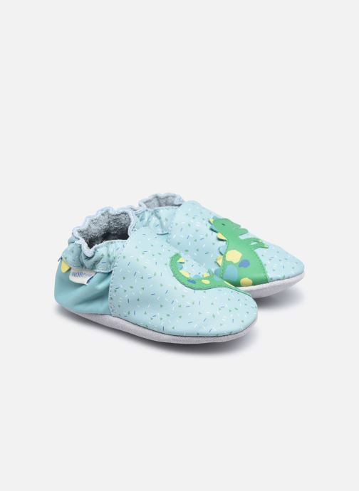 Chaussons Enfant Smiling Dino