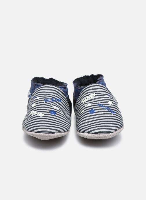 Pantoffels Robeez Sea Light Blauw model