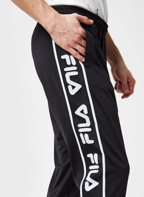 Vêtements FILA Ted Track Pants Noir vue face