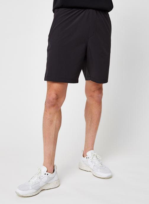 """Vêtements Tommy Sport Logo Training Short 7"""" M Noir vue détail/paire"""