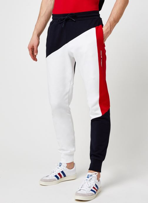 Blocked Terry Cuffed Pant M