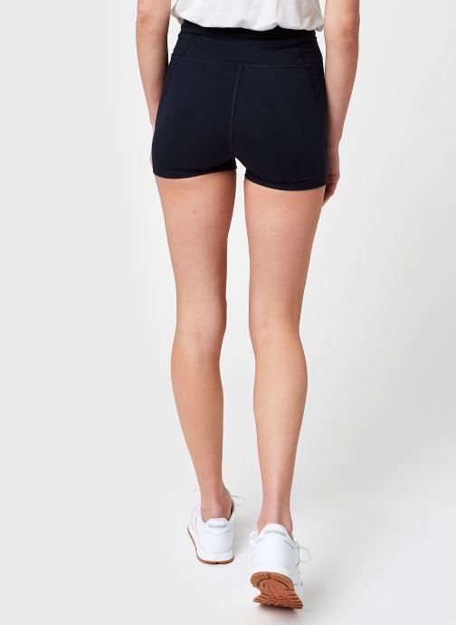 Vêtements Tommy Sport Rw Fitted Short W Bleu vue portées chaussures