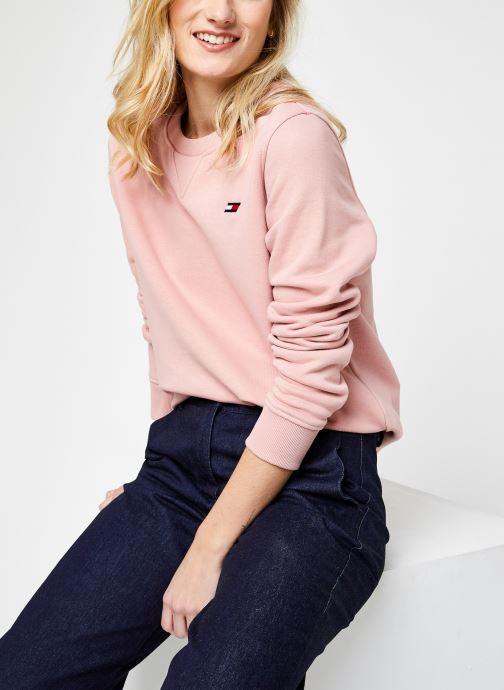 Tøj Accessories Regular C-Nk Sweatshirt Ls W