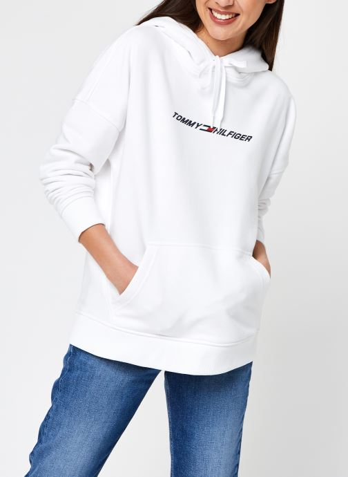 Kleding Accessoires Relaxed Graphic Hoodie Ls W
