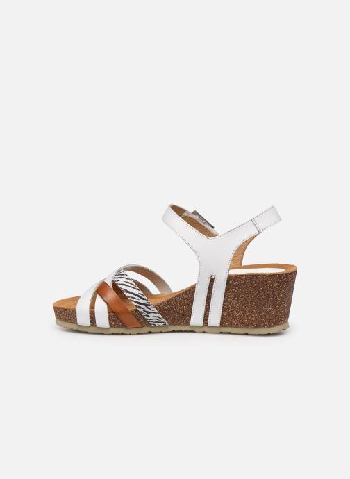 Sandalen Dorking Palma D 8551 Wit voorkant
