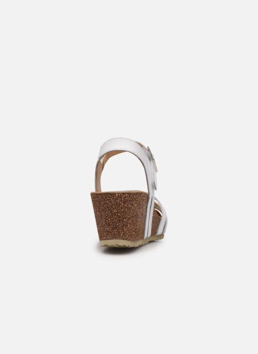 Sandalen Dorking Palma D 8551 Wit rechts
