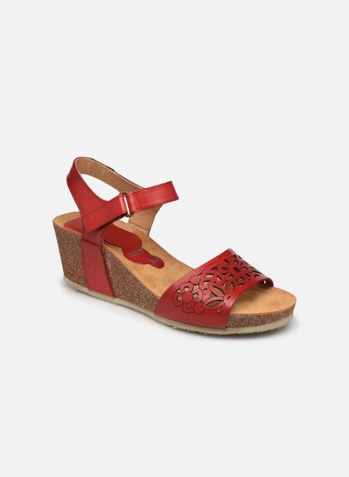 Sandalen Dorking Palma D8550 rot detaillierte ansicht/modell