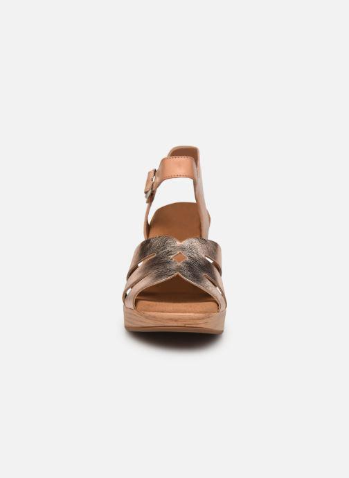 Sandalen Dorking Pilar D 8556 Beige model