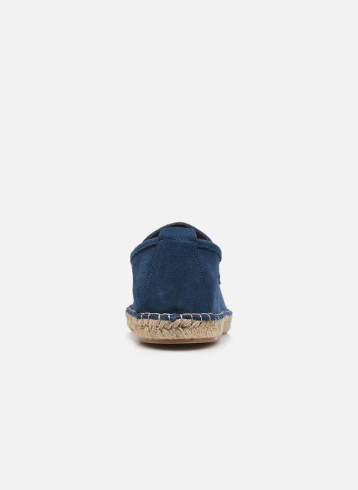 Scarpe di corda Marvin&Co Inboat Azzurro immagine destra