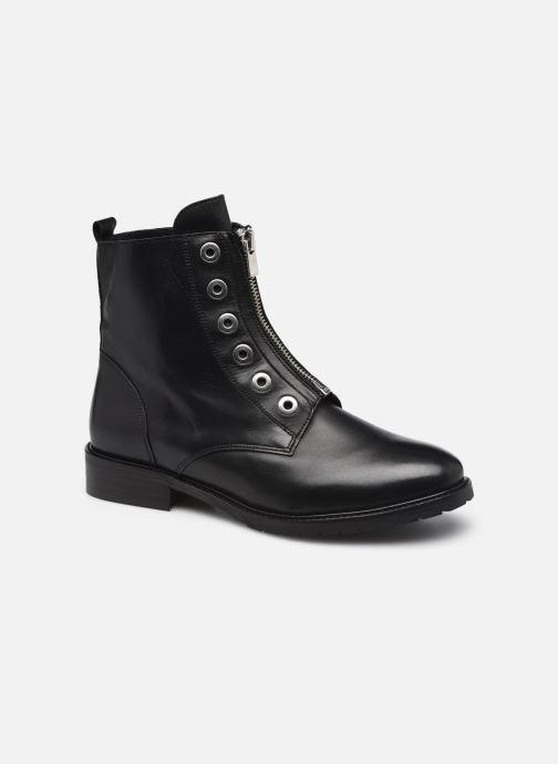 Boots en enkellaarsjes COSMOPARIS VONTELA Zwart detail
