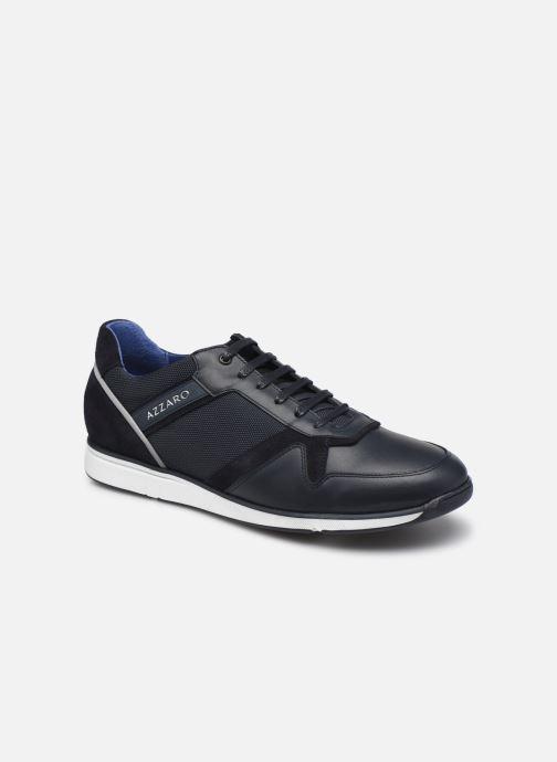 Sneaker Azzaro POUTRE blau detaillierte ansicht/modell